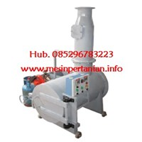 Incinerator Single Burner w/scrubber - Mesin Incinerator
