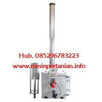 Portable Incinerator Kap. : 1 to 3.75 kg/jam (30 Kg/hari) - Mesin Incinerator 1