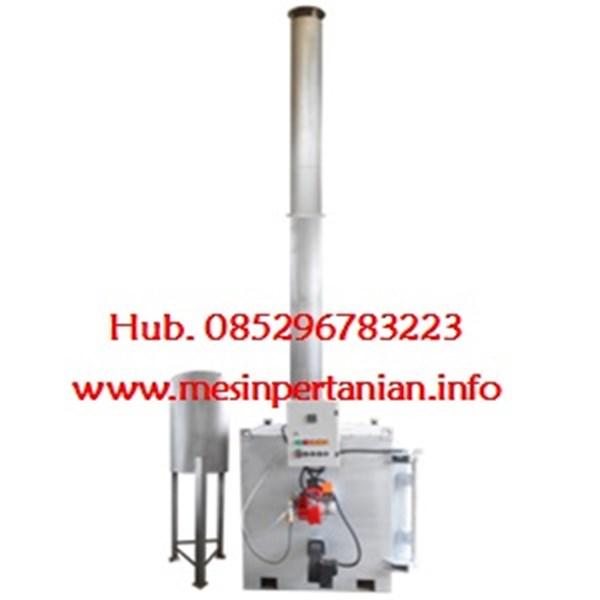 Single Burner Incinerator Kap. : 5 to 9 kg/jam - Mesin Incinerator