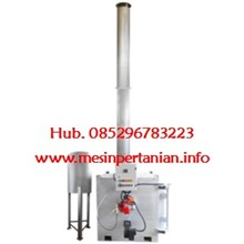 Single Burner Incinerator Kap. : 17 to 25 kg per j