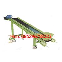 Mesin Conveyor Belt Feeder Kompos - Pupuk Kompos