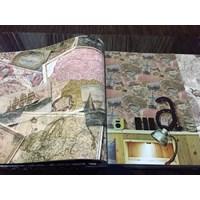 Wallpaper klasik modern Murah 5