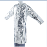 Clothing Protection Aluminized Apron 1