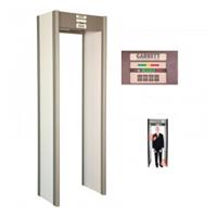 Jual Walk Through Metal Detector Garrett CS-5000