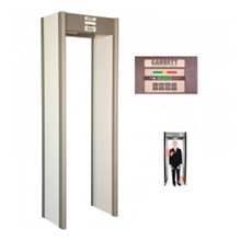 Walk Through Metal Detector Garrett CS-5000