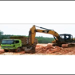 Truk Dump Angkut Tanah By Fiona Bryan Sejahtera