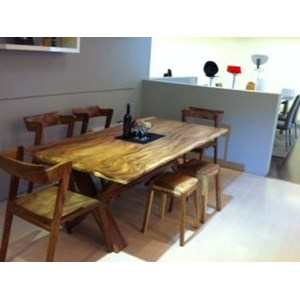 Sell Solid Wood Dining Table From Indonesia By Fo Premium Furniture