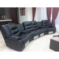 Sell Leather Sofa Home Theater From Indonesia By Fo Premium