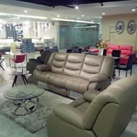 sofa kulit Lumia recliner