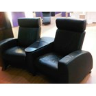 sofa kulit 1 home theater 2