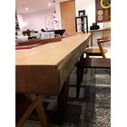 meja kayu solid 1