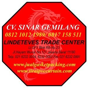 Dari  Tirai PVC Curtain Orange  ( Lucky 081210121989) 1