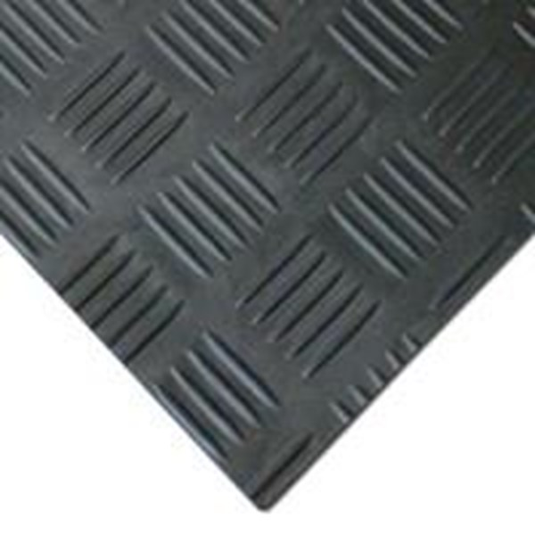 Rubber Mat Checker (Lucky 081210121989)
