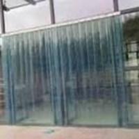 Jual Tirai pvc curtain untuk gudang penyimpanan
