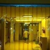 Tirai pvc curtain plastik (Lucky 081210121989) 1