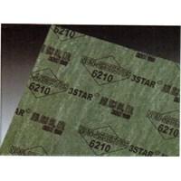 GASKET 3 STAR NON ASBESTOS 6210 MEDAN (Lucky 081210121989)