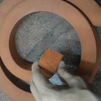 Silicone Sponge Rubber Strip ( Kotak ) Padang (Lucky 081210121989)