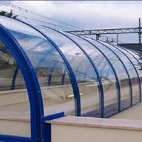 Jual Polycarbonate Solid Sheet (Lucky 081210121989)