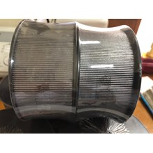 Graphite Corrugated Tape Without Adhesive (Lucky 081210121989)