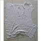 Kain Majun Putih ukuran  20x20