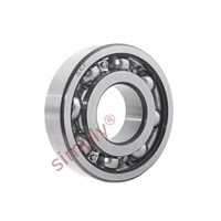 Skf 6416 Open Deep Groove Ball Bearing 80X200x48mm