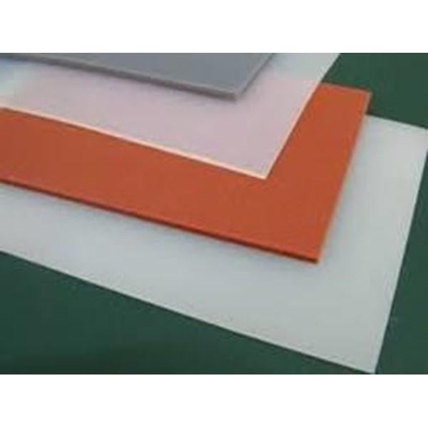 SILICONE SHEET ( karet silikon )