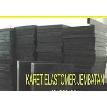 Rubber bearing pad