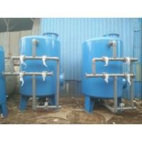 Carbon filter dan sand filter