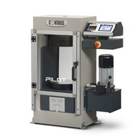 Mesin Uji Tekan Beton Otomatis Digital 3000kN dengan mini printer 1