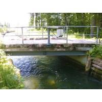 Jual Alat Ukur Ketinggian Air Sungai dan Kecepatan Aliran dengan Sensor Radar 2