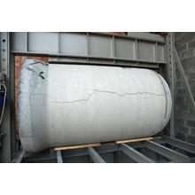 Alat uji kekeran beton pipa beton