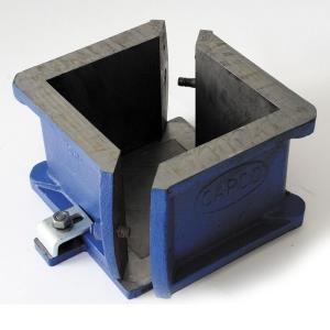 Cetakan kubus dan balok beton