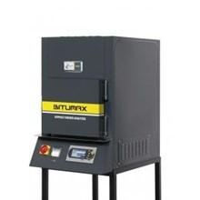 Mesin analisa campuran aspal metode pemanas