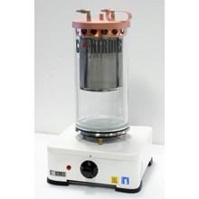 Perangkat Ekstraksi campuran aspal dengan metode kawat penyaring