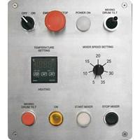 Distributor Mixer untuk desain campuran Aspal kapasitas 30Liter 3