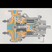 Jual Standardized Chemical Pump MPC 2