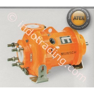 Standardized Chemical Pump MPC