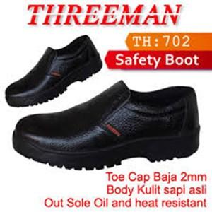 Sepatu Safety THREEMAN TE 702