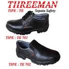 Sepatu Safety Threeman TE 701 1