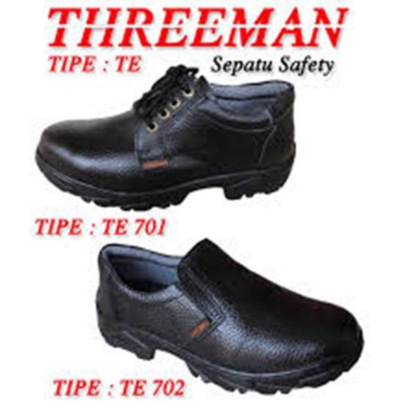 Sepatu Safety Threeman TE 701
