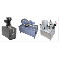Jual Hydraulic Power Units Custom
