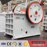Jual Jaw Crusher