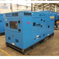 Genset Perkins Hartech Soundproof HT 65 P