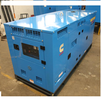 Genset Cummins Hartech Soundproof HT 100 CD