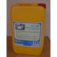 Cairan Pembersih Wide Band Micro Biocide For Cooling Tower Lc122