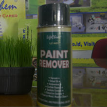 Paint Remover LifeChem
