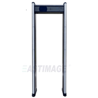 Ei-Md3000 High Sensitivity Digital Walkthrough Metal Detector 1