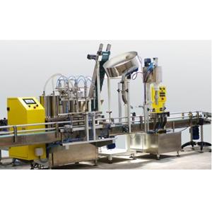 Automatic Filling Machine Bottle lF 5004