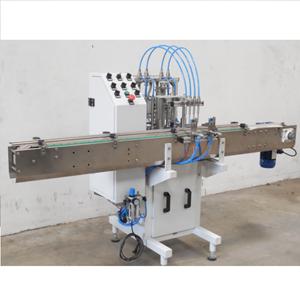 Mesin Filling Botol Otomatis lF 30-4