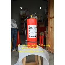 POISON FIRE TUBE a FIRE EXTINGUISHER FIRE FIRE EXT